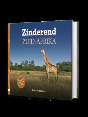 Zinderend Zuid-Afrika boek